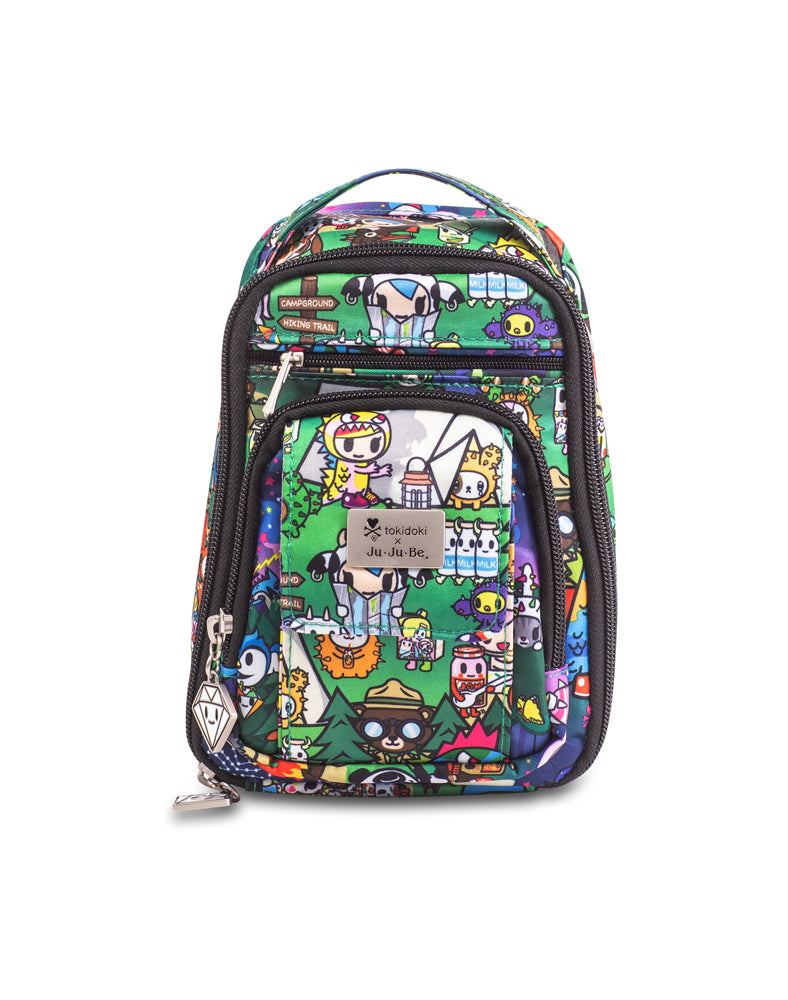 tokidoki x Ju-Ju-Be Mini Be Right Back Camp Toki Front
