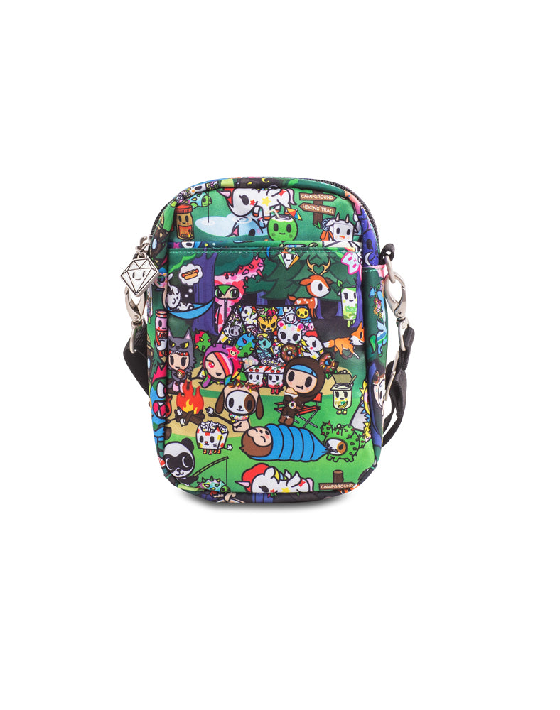 tokidoki x Ju-Ju-Be Mini Helix Camp Toki Back