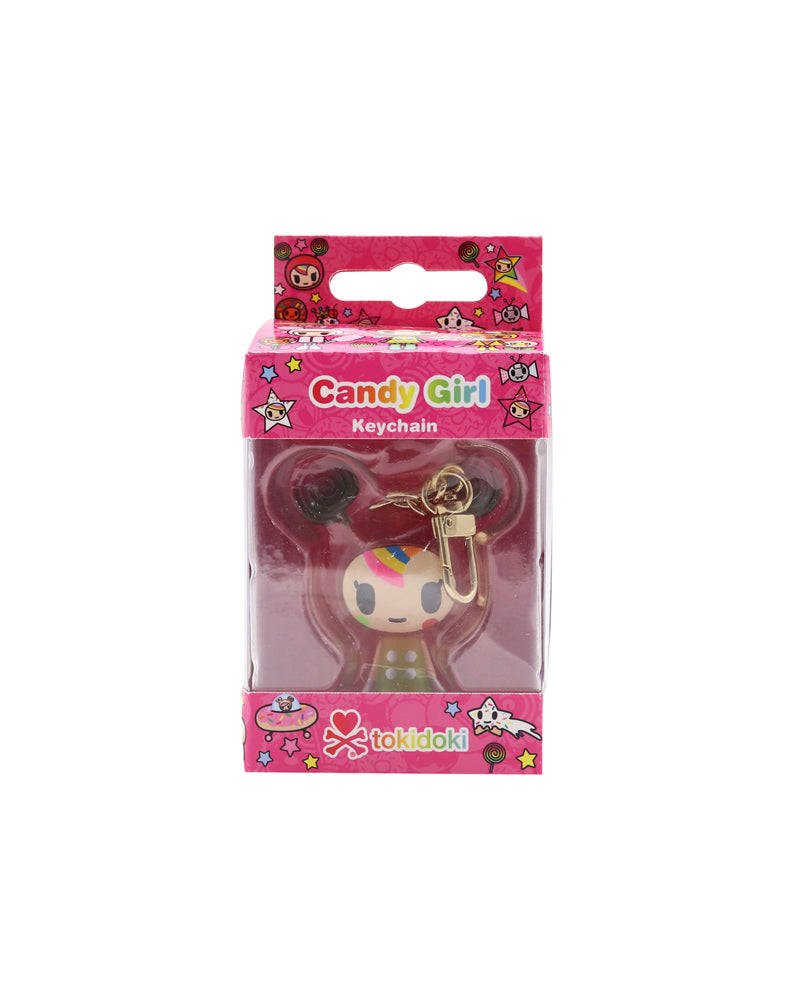 Candy Girl Keychain Boxed