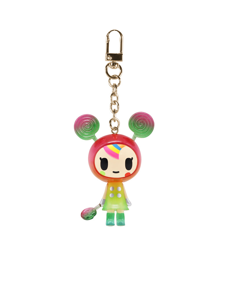 Candy Girl Keychain