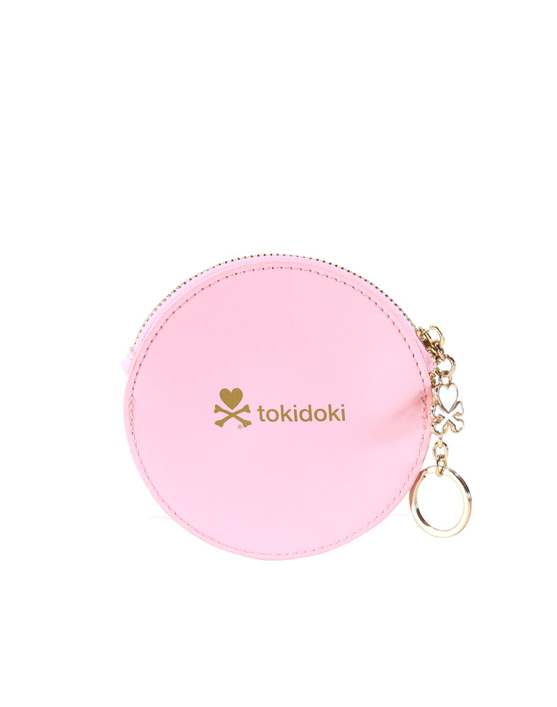 Toki Takeout Coin Purse Keychain back