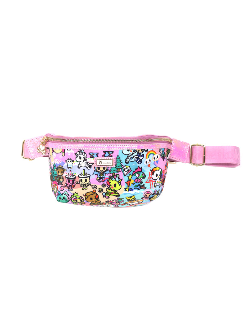 tokidoki-Con Cotton Candy Dreamin' Fanny Pack