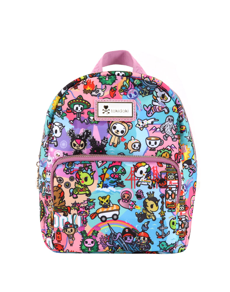 tokidoki-Con Cotton Candy Dreamin' Mini Backpack