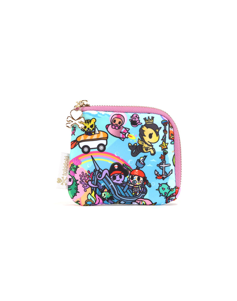 tokidoki-Con Cotton Candy Dreamin' Zip Coin Purse