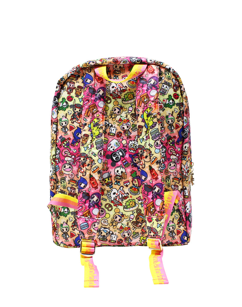 tokidoki-Con Cravings Backpack Back