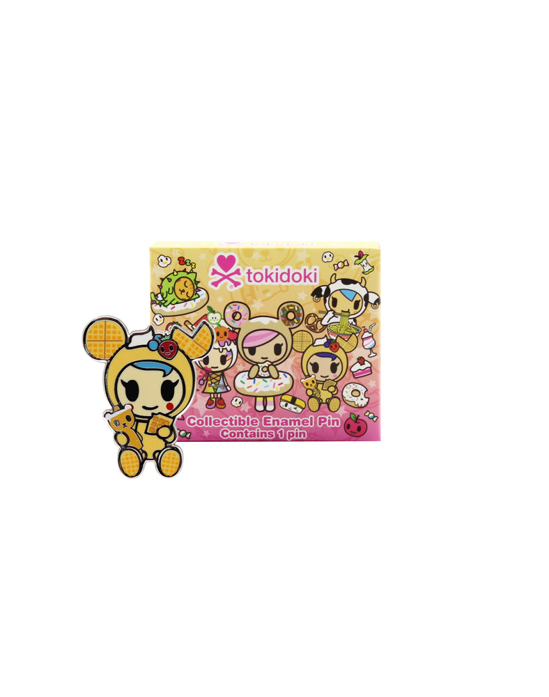 tokidoki-Con Cravings Collectible Enamel Pin Blind Box