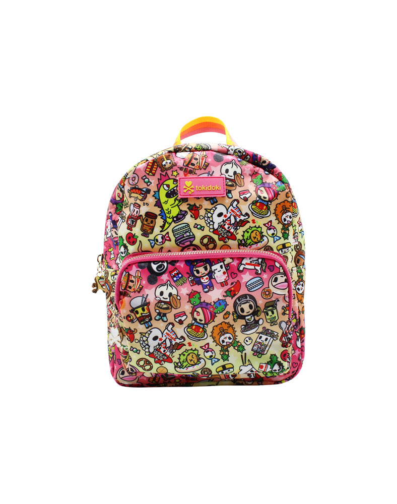 tokidoki-Con Cravings Mini Backpack Front