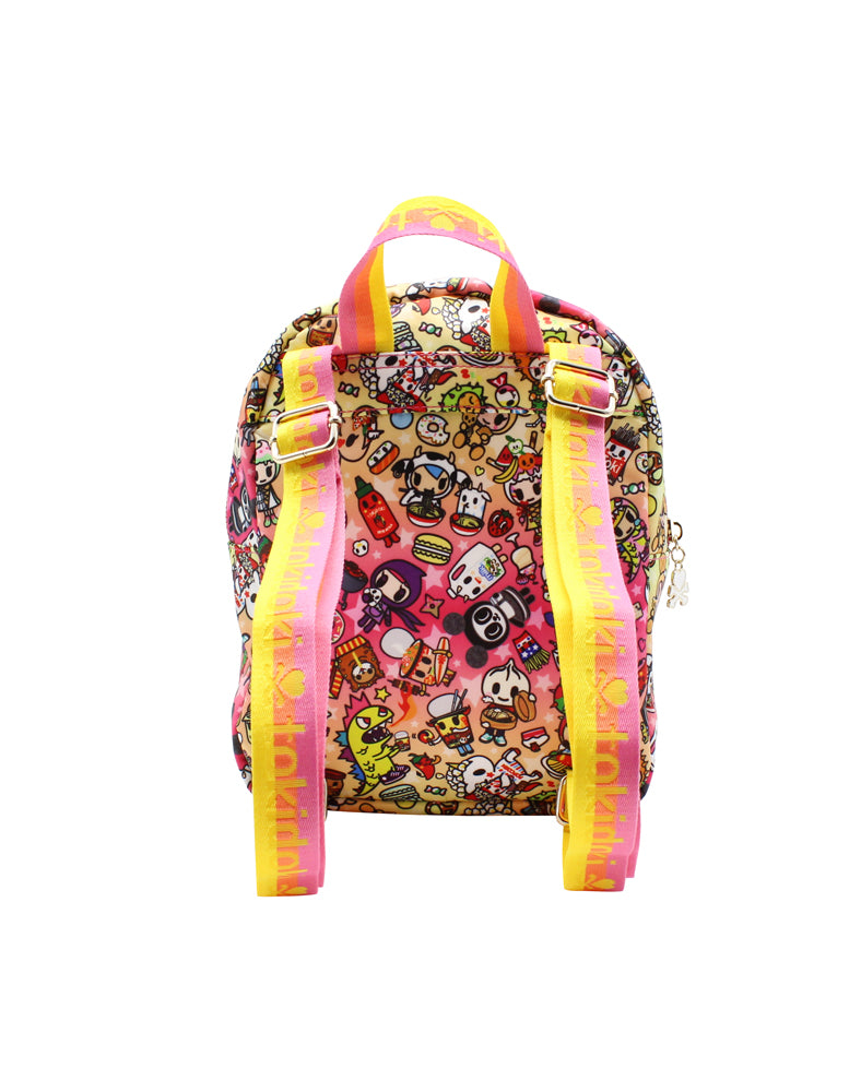 tokidoki-Con Cravings Mini Backpack Back