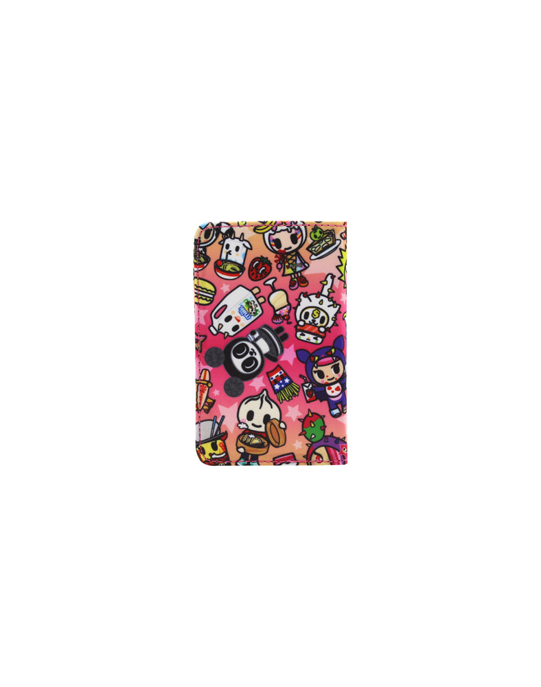 tokidoki-Con Cravings Small Bifold Wallet Back