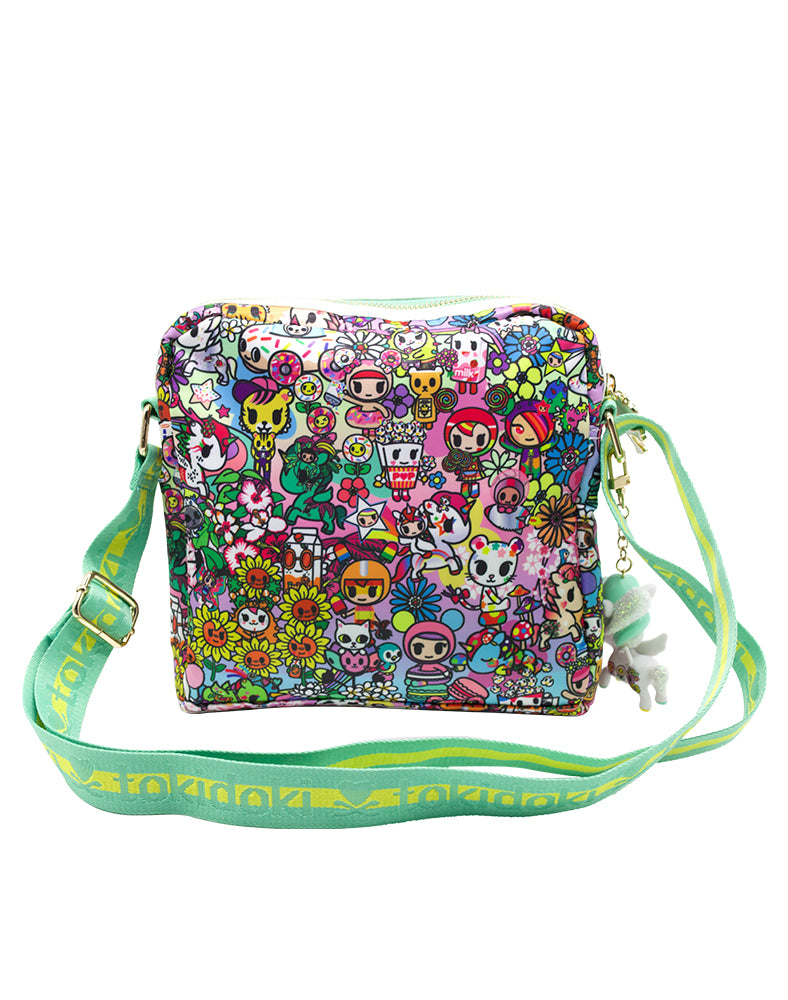 tokidoki Flower Power Crossbody Back