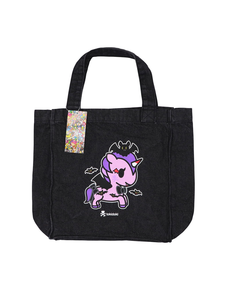 Spooky Denim Tote (Online Exclusive)