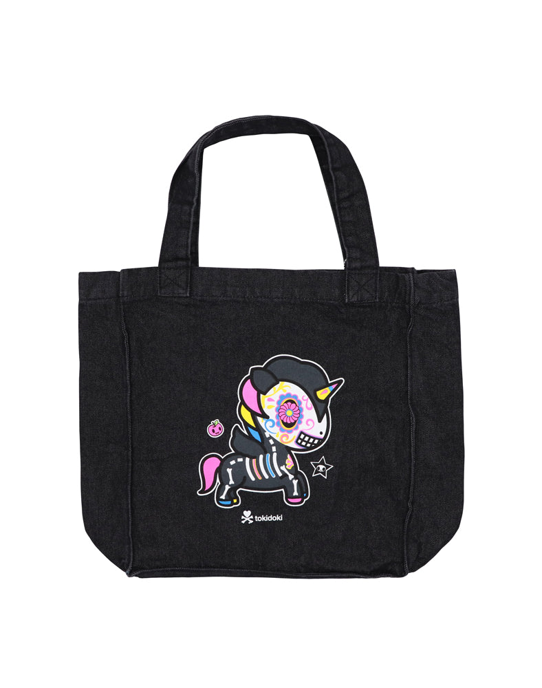 Spooky Denim Tote (Online Exclusive) Back