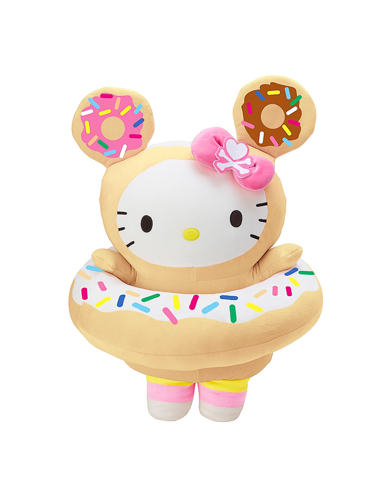 tokidoki x Hello Kitty Sky Blue Donutella Huggable Plush