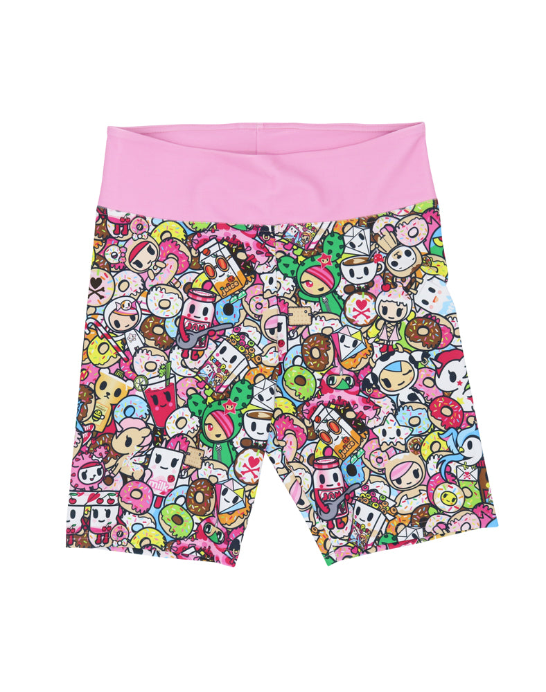 Toki Pop Bike Shorts