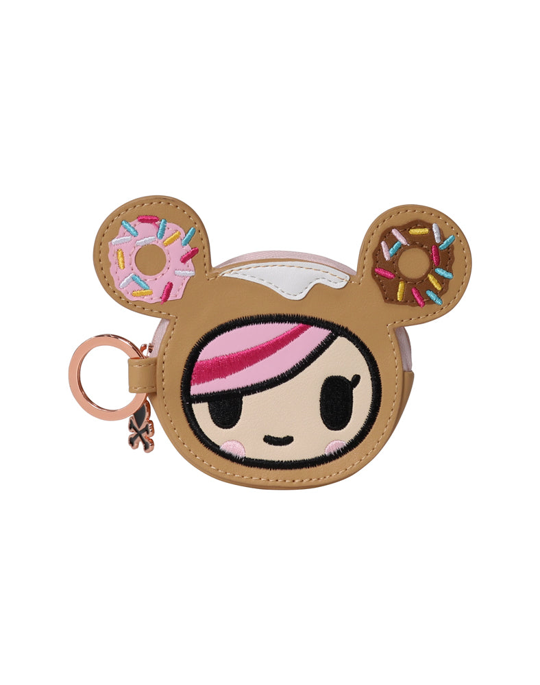 Donutella Coin Purse Front