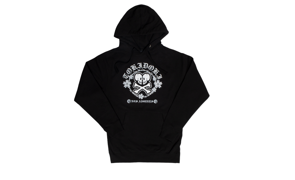 Double Dragon Unisex Hoodie Front