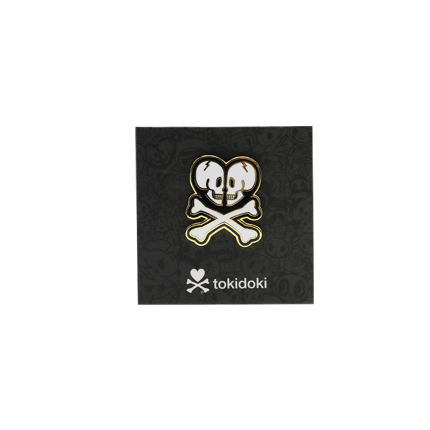TKDK Logo Pin Single