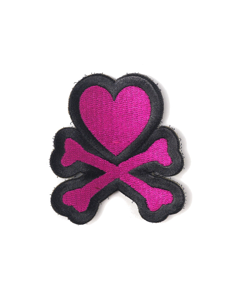 Pink Logo Patch
