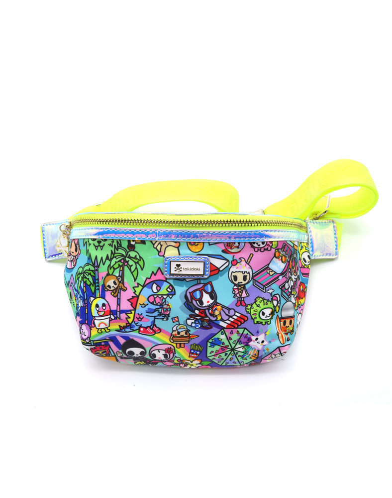 Pool Party Fanny Pack Front