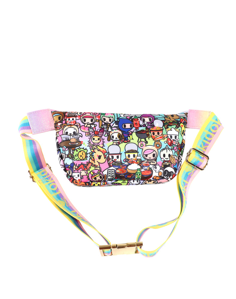 Toki Takeout Fanny Pack back