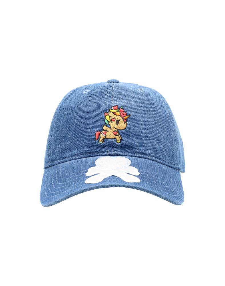 Fruity Adjustable Dad Hat front