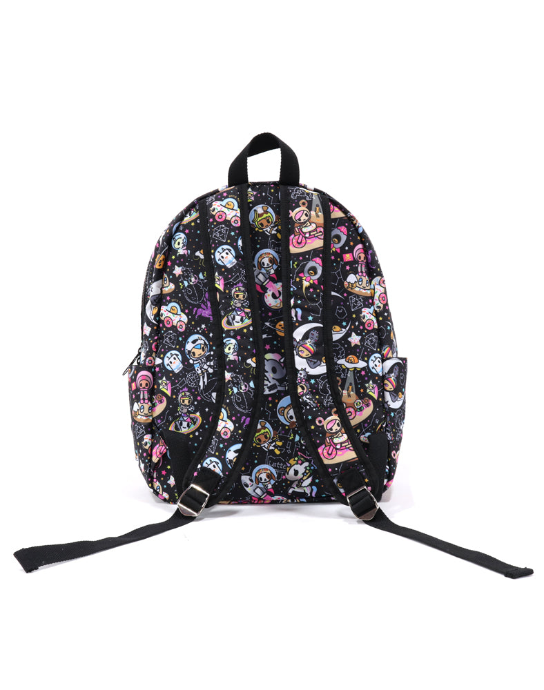 tokidoki x gudetama Starry Backpack Back