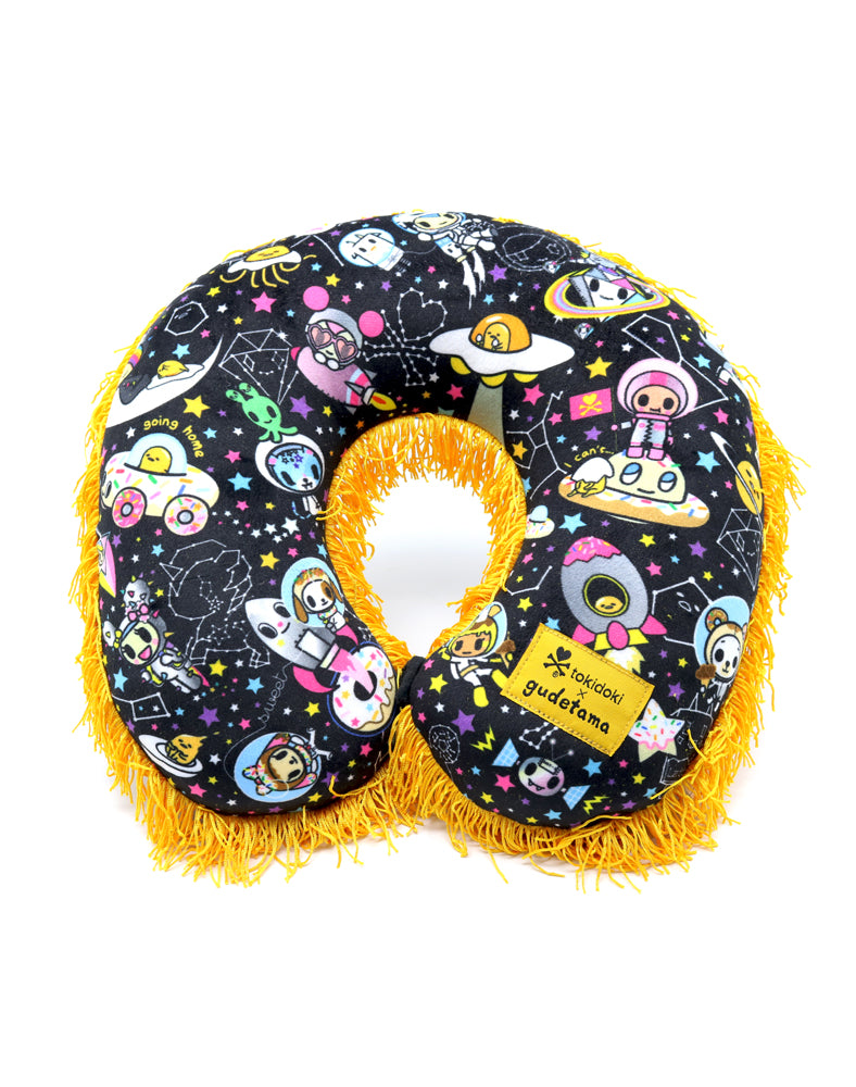 tokidoki x gudetama Starry Neck Pillow