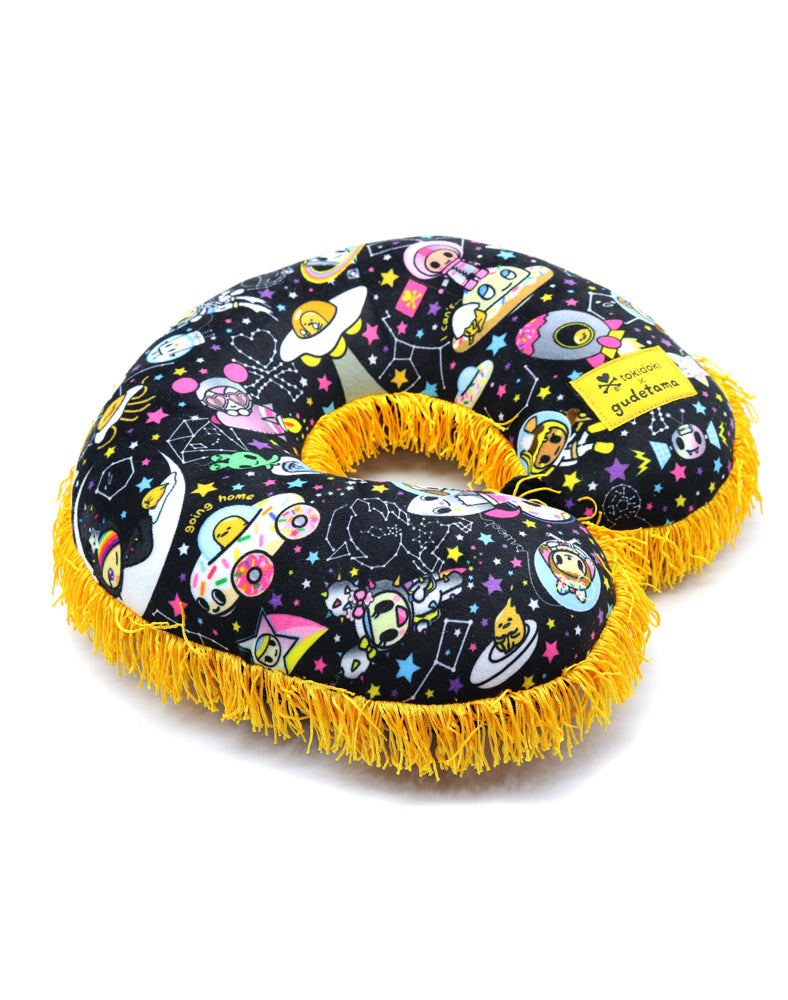 tokidoki x gudetama Starry Neck Pillow Alt View