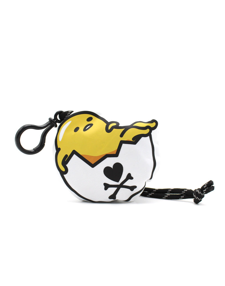 tokidoki x Gudetama Break An Egg Foldable Shopping Bag