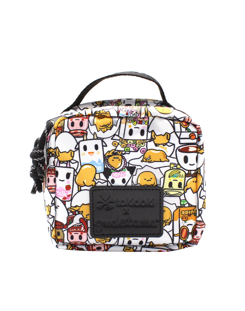 tokidoki x Gudetama Break An Egg Purse