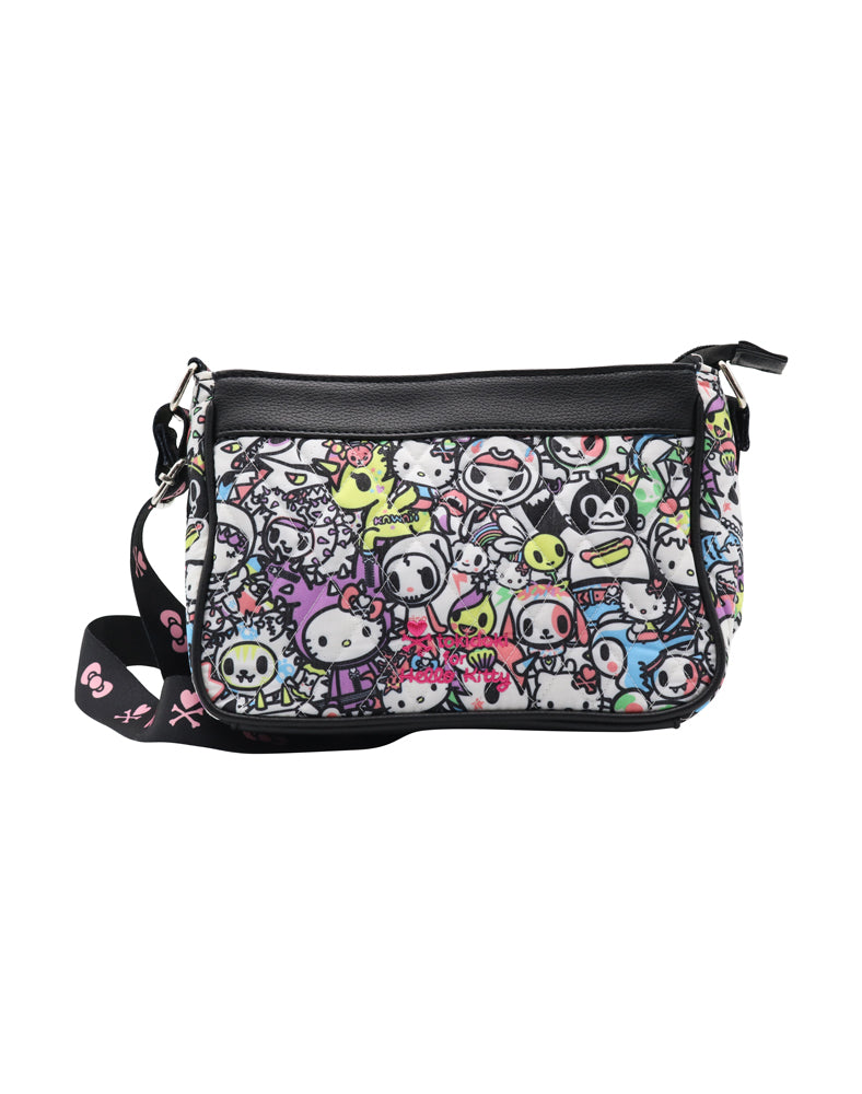 tokidoki x Hello Kitty Pastel Small Crossbody back