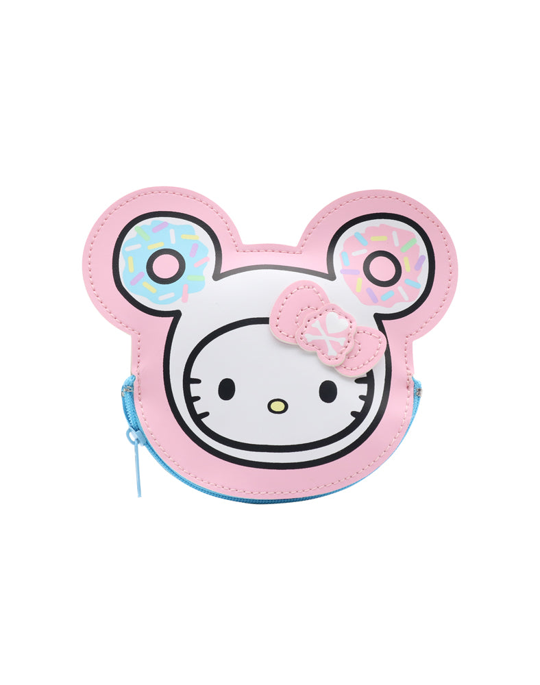 tokidoki x Hello Kitty Pastel Coin Purse front