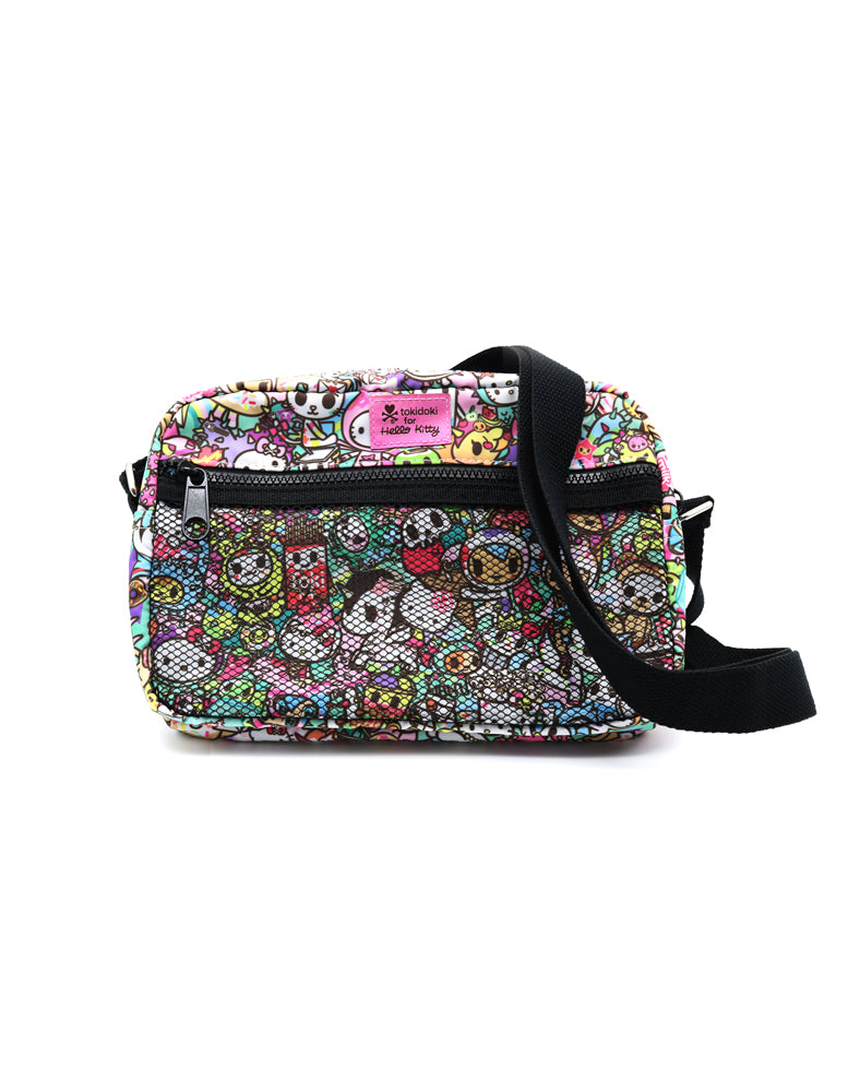 tokidoki x Hello Kitty Rainbow Crossbody