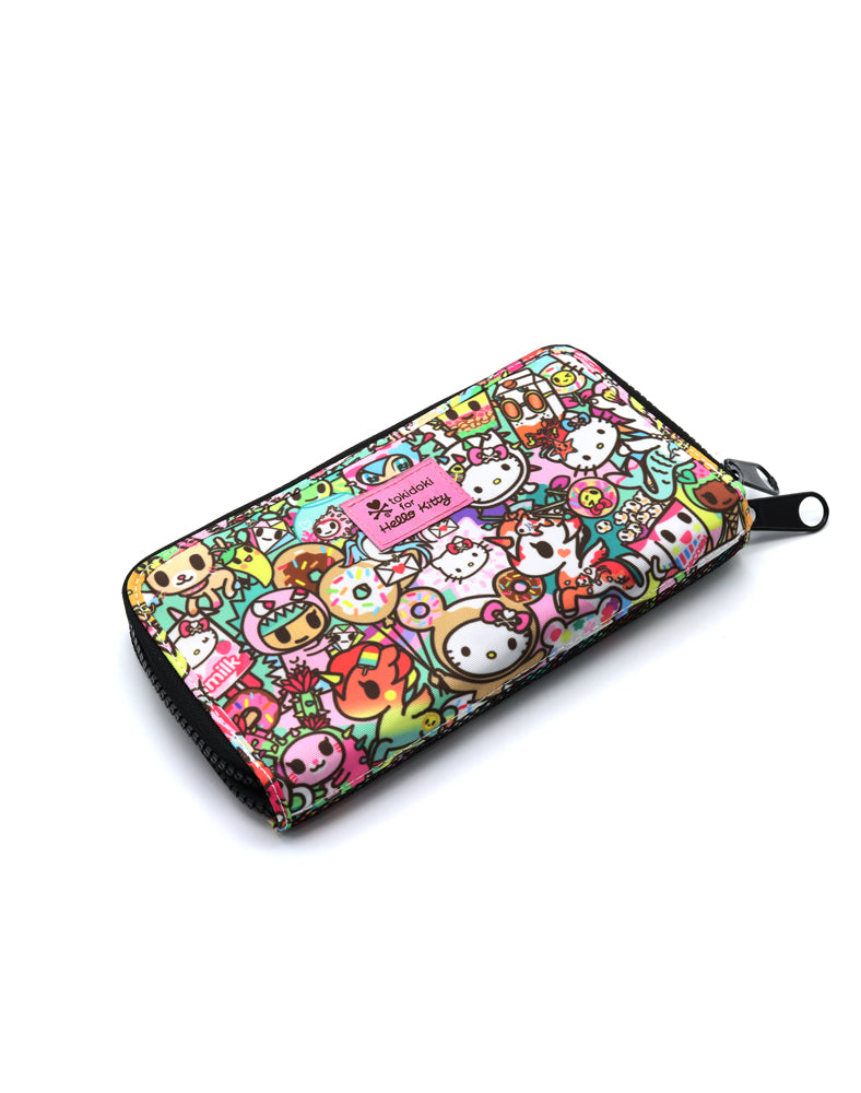 tokidoki x Hello Kitty Rainbow Long Wallet Alt View