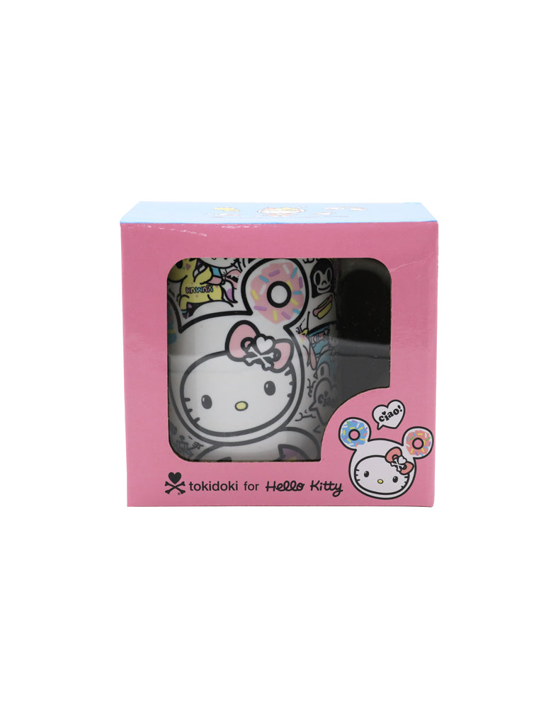 tokidoki x Hello Kitty Pastel Ceramic Mug in box