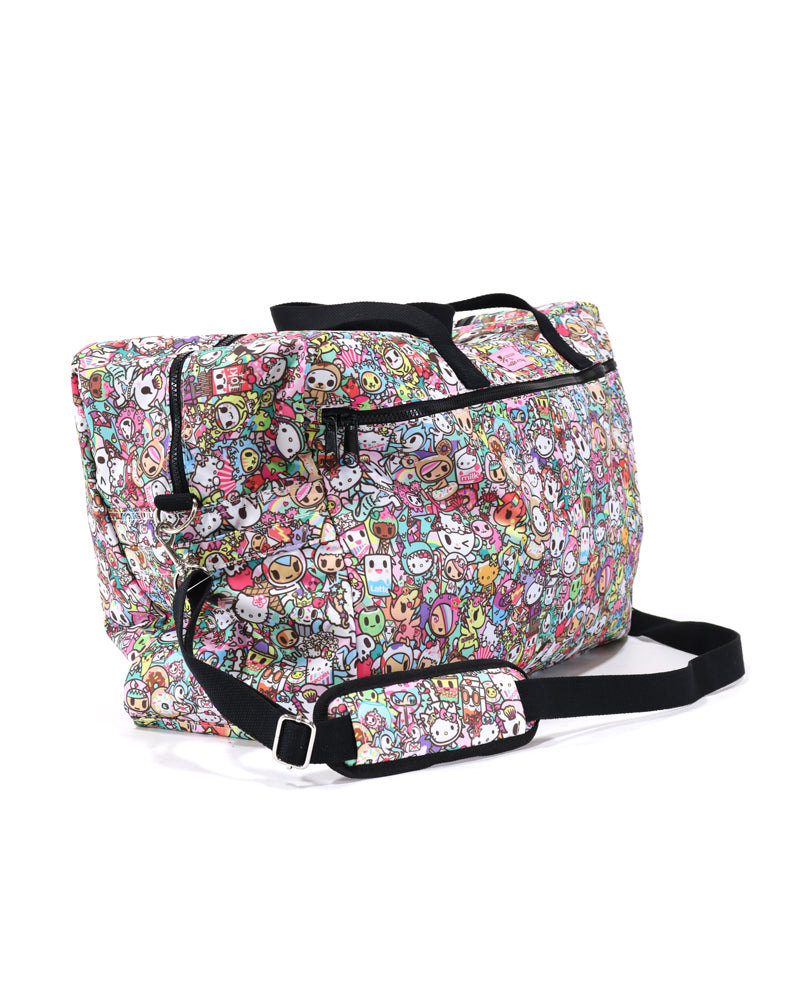 tokidoki x Hello Kitty Rainbow Overnight Bag Alt View