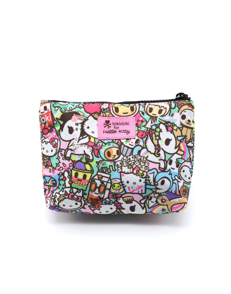 tokidoki x Hello Kitty Rainbow Pouch