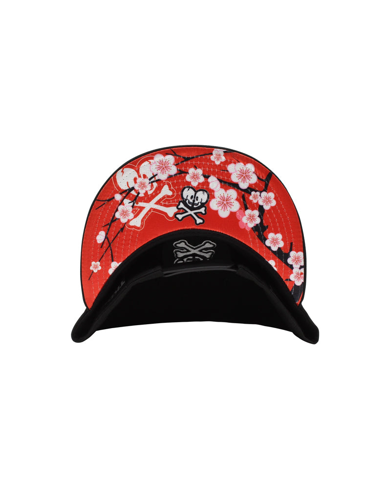 Harajuku Girl Snapback Under Brim