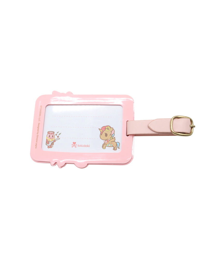 Hawaii Collection Donutella Luggage Tag