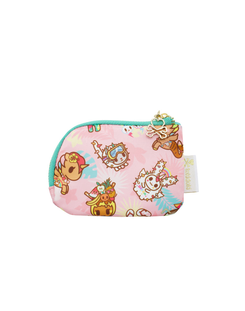 Hawaii Collection Zip Coin Purse