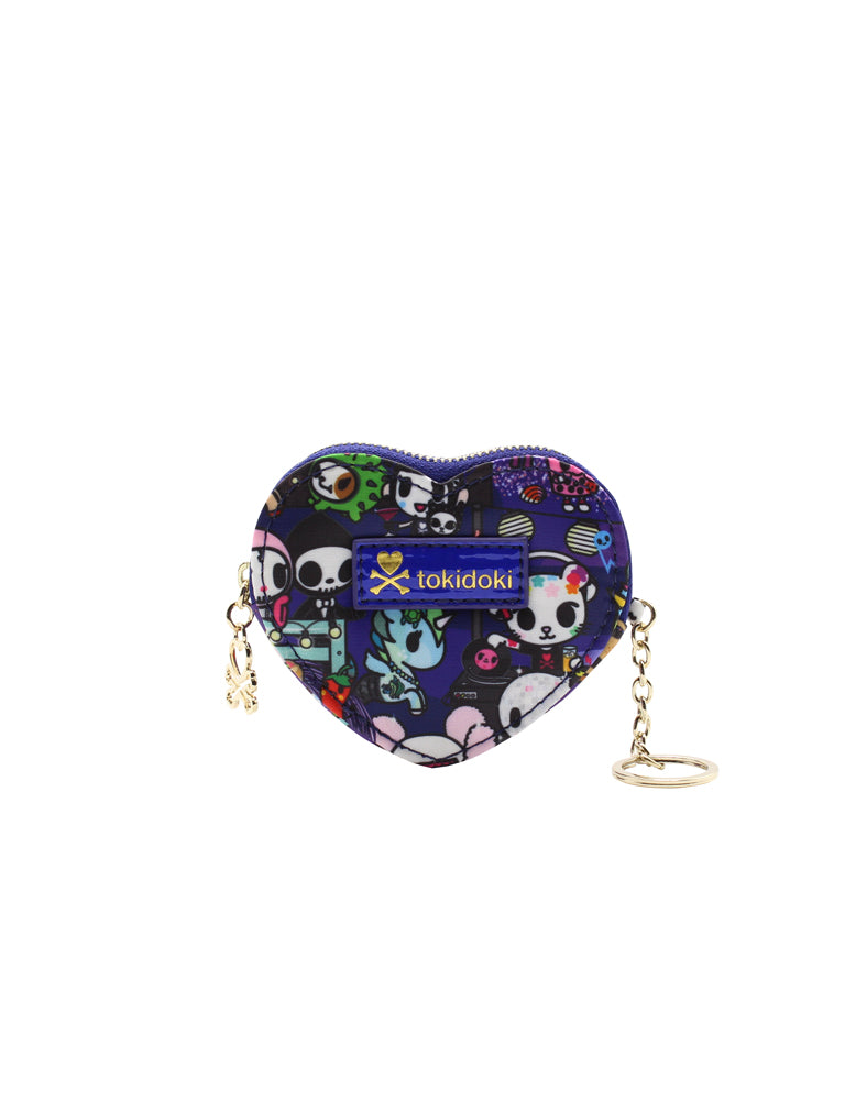 TokiFesta Heart Coin Purse Front