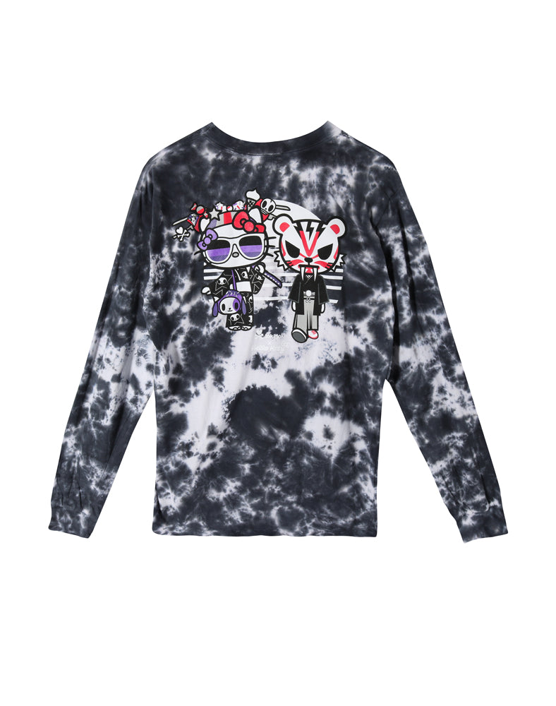 tokidoki x Hello Kitty Hello Kitty Geisha Long Sleeve Tee (Unisex) Back