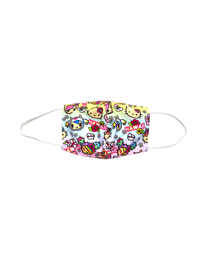 tokidoki x Hello Kitty Fabric Cool Mask
