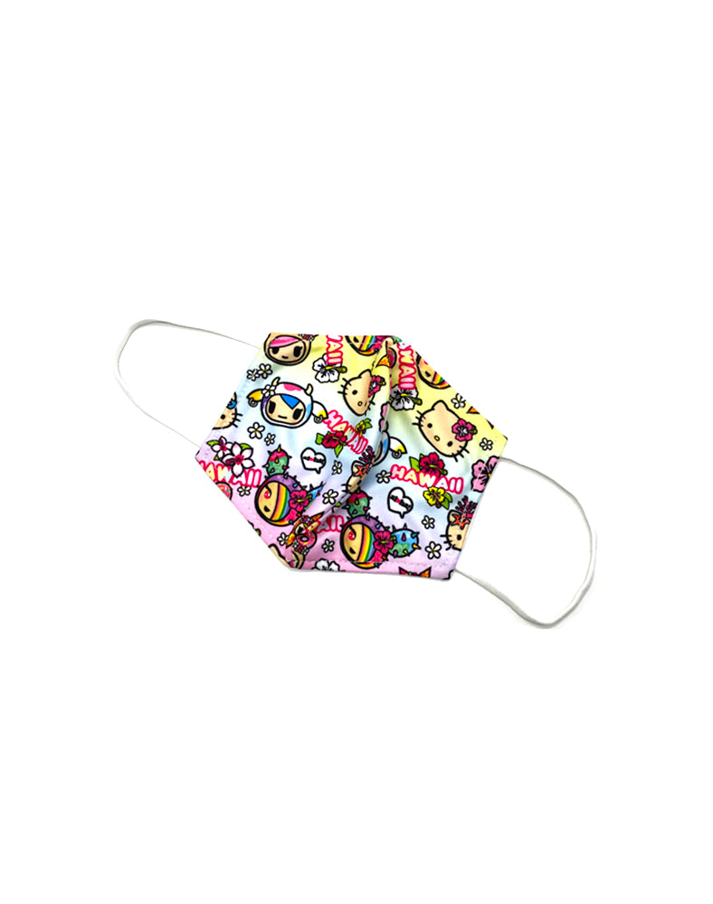 tokidoki x Hello Kitty Fabric Cool Mask Alt View