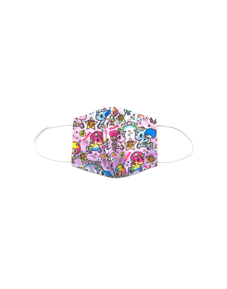 tokidoki x Little Twin Stars Fabric Cool Mask