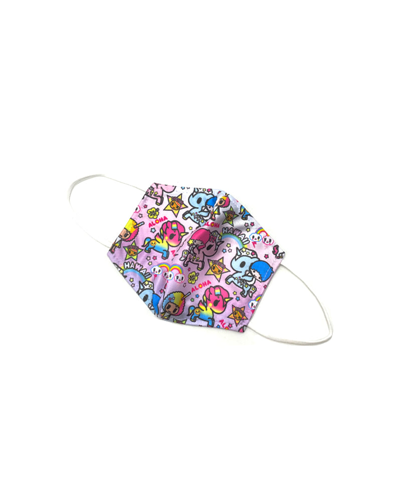 tokidoki x Little Twin Stars Fabric Cool Mask Alt View