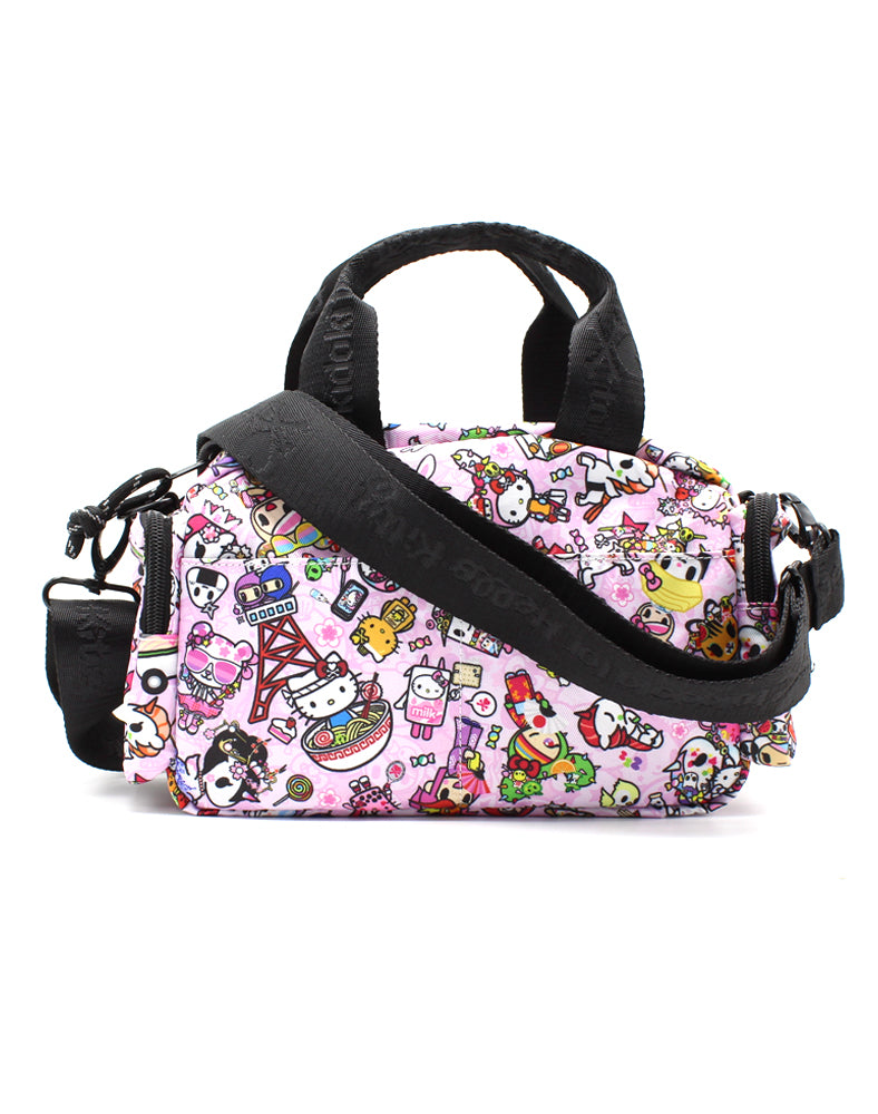 tokidoki x Hello Kitty Kawaii Adventures Shoulder Pouch