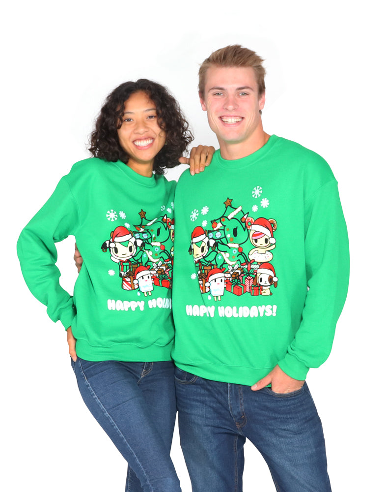 A Very Toki Holiday Unisex Sweatshirt (Online Exclusive)