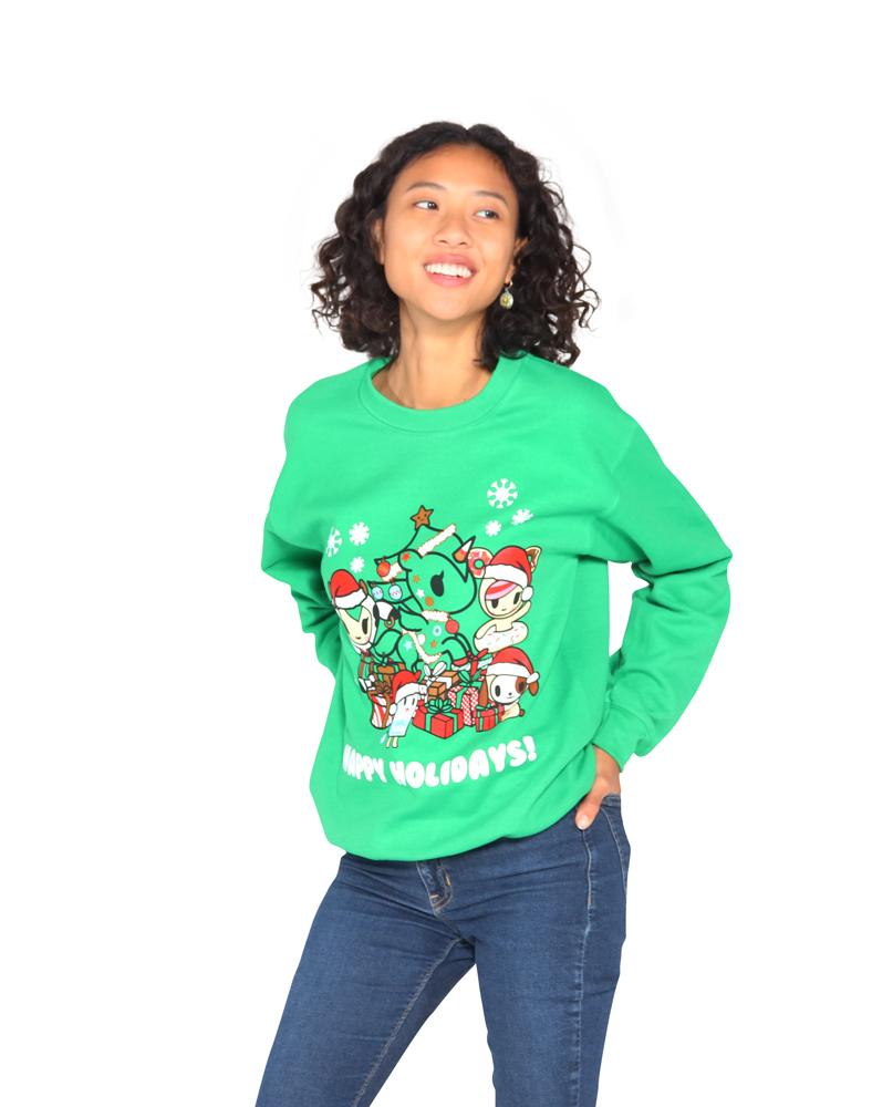 A Very Toki Holiday Unisex Sweatshirt (Online Exclusive) FM