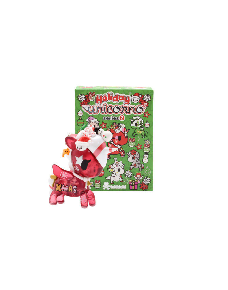 Holiday Unicorno Blind Box Series 2